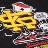 T-Shirt | Aron | Schwarz