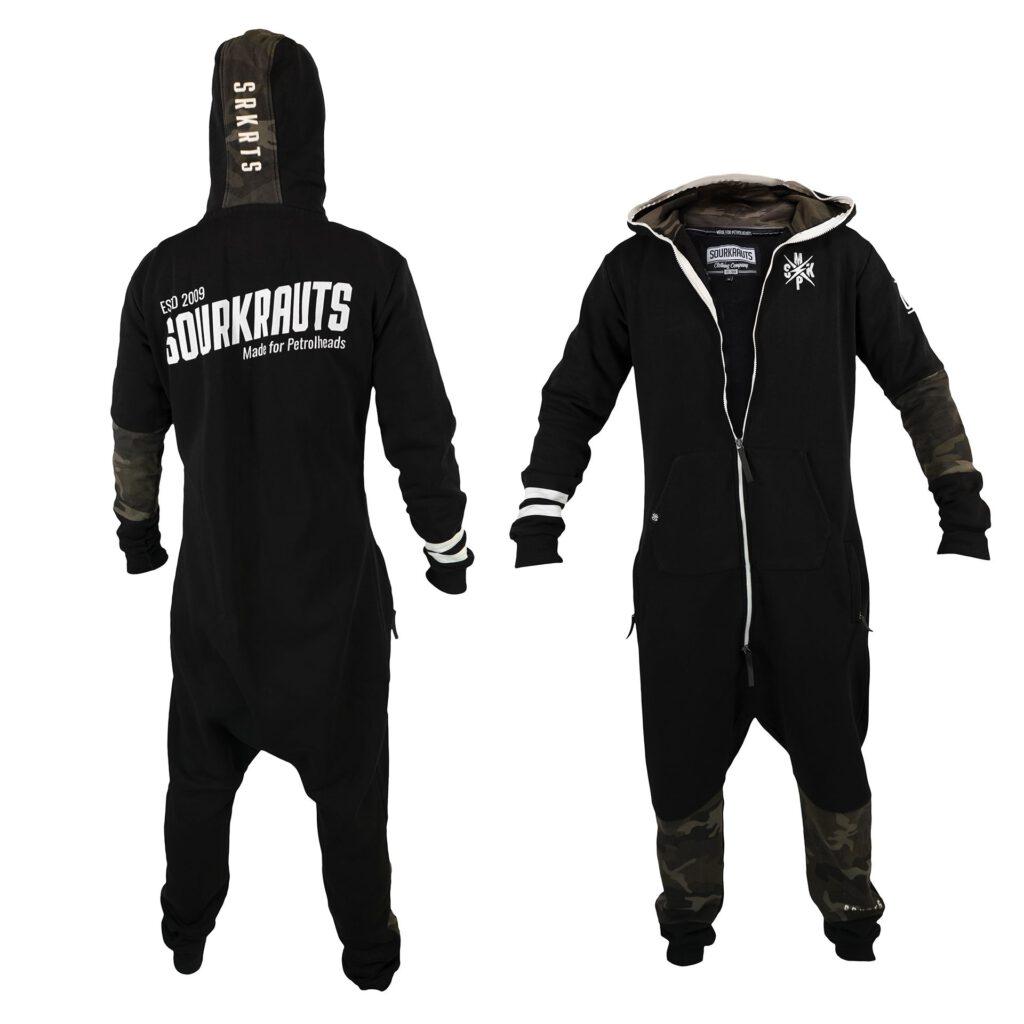 Jumpsuit Ninja | Schwarz